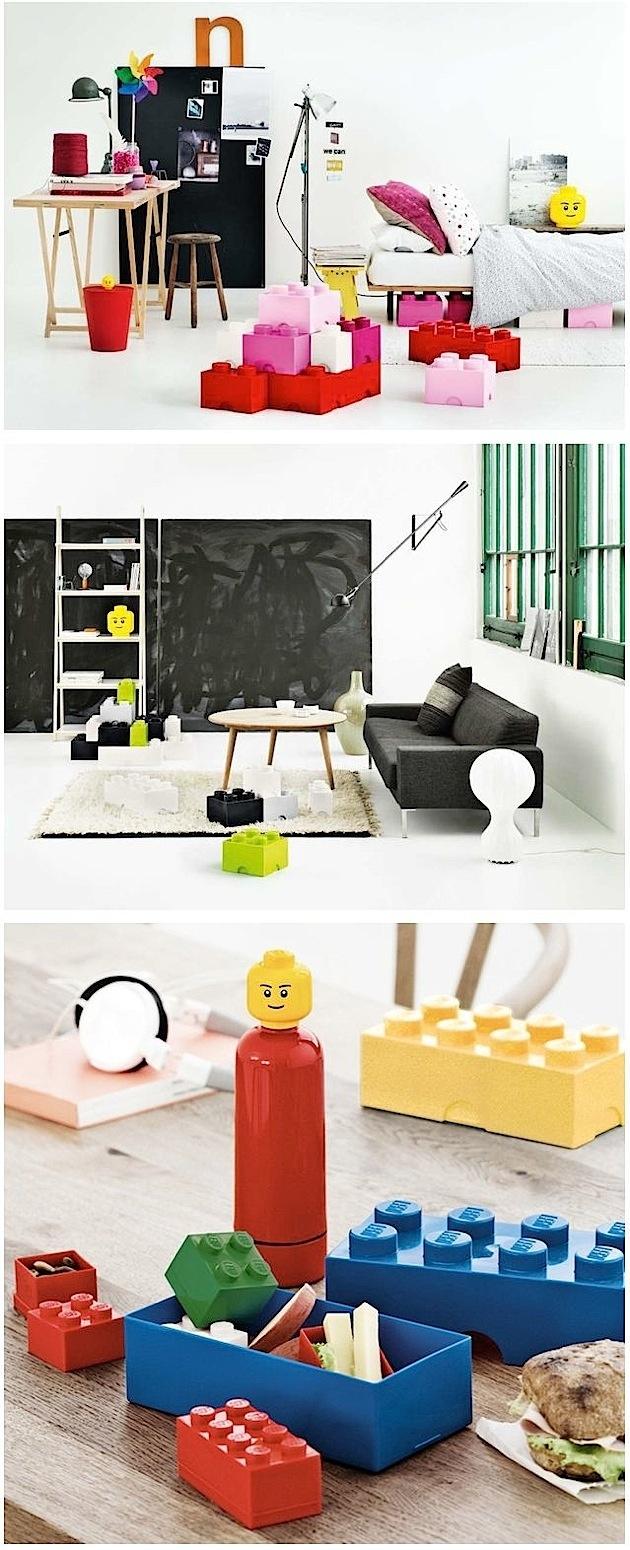 Kennt Ihr Schon Die Coolen Lego Boxen Von Room Copenhagen? Es Gibt Kleinere  Und Größere Versionen Und Man Kann Sie Natürlich, Wie Di.