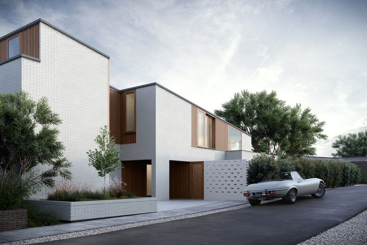 Hedge house on Behance