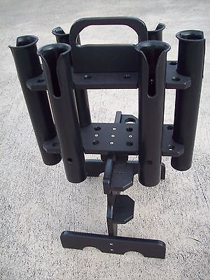 12 Best Images About Diy Fishing Rod Holder On Pinterest Bait Bucket Hooks And Fishing Rods