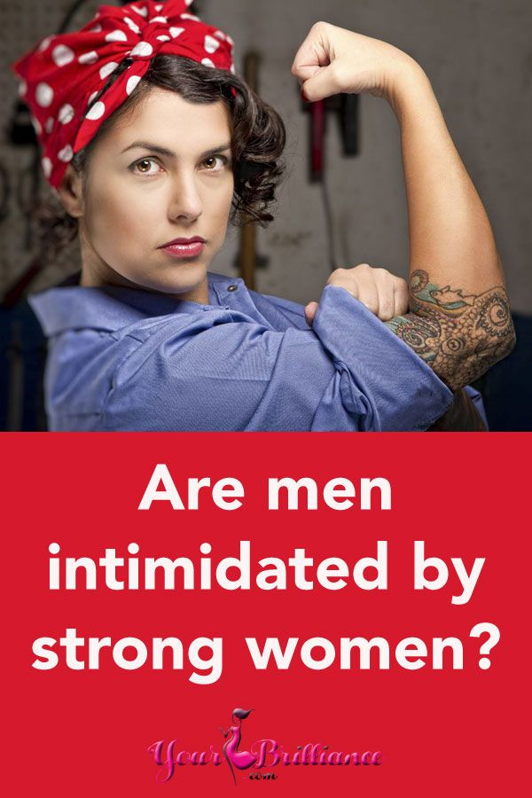 Are Men Intimidated by Strong Women? The Spycey Truth