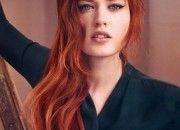 Kızıl Kahve Saç Rengi