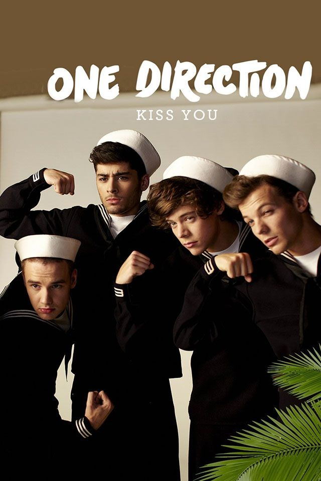 Kiss You! They look extremely hot in sailor uniforms...