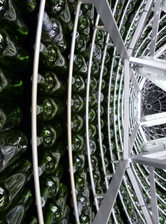 Chocarro y Urmeneta s.l.p. / Arquitectos   Selección   Árbol de Navidad de Botellas Reutilizadas