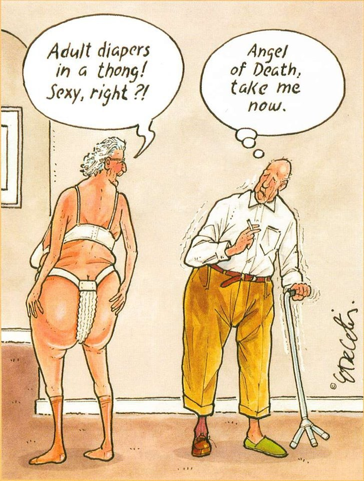 Hemlock please: Old Age, So Funnies, Funnies Pictures, Sexy Back, Old Lady, Funnies Quotes, Old Couple, Angel Of Death, Funnies Stuff