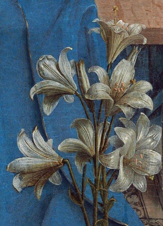 The Annunciation, Jan van Eyck