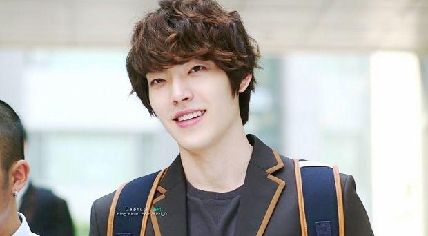 Kim Woo Bin from A Gentlemen's Dignity