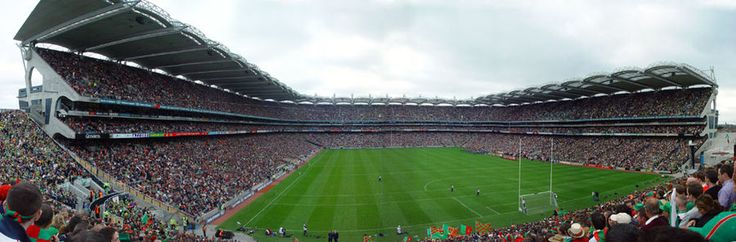 See Croke park, #Dublin's principal stadium & headquarters of the Gaelic Athletic Association (Ireland's biggest sport association). A great tip from one of our blog readers! #GowithOh