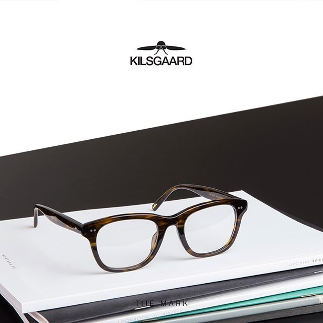 You may not have the charisma of Michael Caine in Billion Dollar Brain, but The Mark in maroon will certainly bring you a new look for the winter season. ⠀  __⠀  #kilsgaardeyewear #eyewear #kilsgaardacetates⠀  #glasses #frames #handmade #madeinjapan #briller #kilsgaardvibes⠀  #michealcaine #vintage #frames ⠀