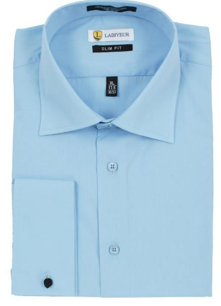 Pick the wonderful quality men's dress shirt French cuffs which are suitable for the need and one can get the stunning collection of shirts by visiting Labiyeur's online portal as here the vendor is offering fashionable shirts.
