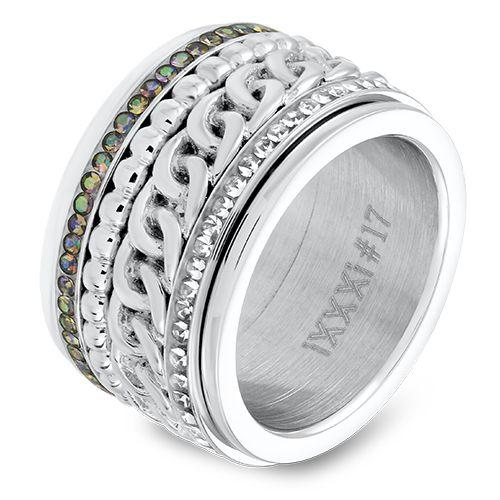 iXXXi JEWELRY, zelf je ring samenstellen