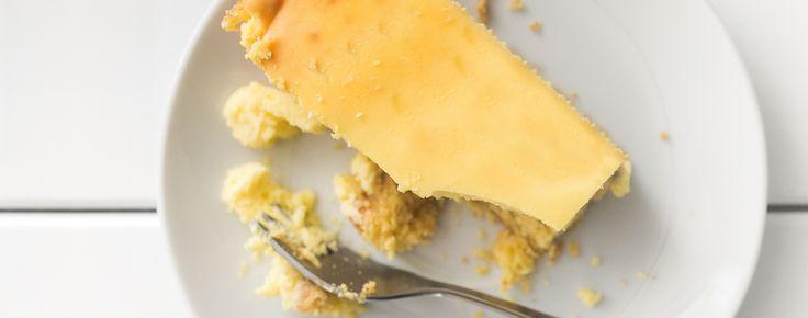 Net toen je dacht dat cheesecake niet lekkerder kon…
