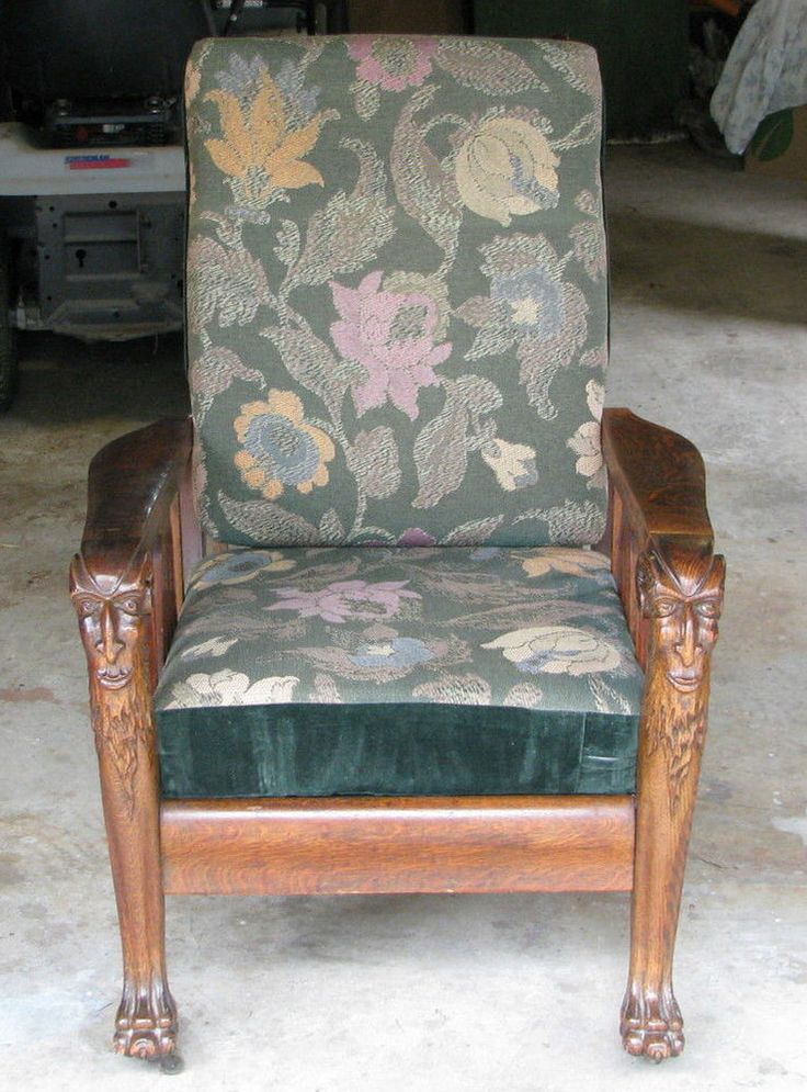 119 Best Antique Morris Chairs Images On Pinterest