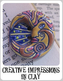 Art Bead Scene Blog: Studio Saturday with Creative Impressions In Clay