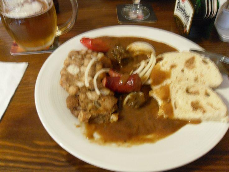 Czech goulash