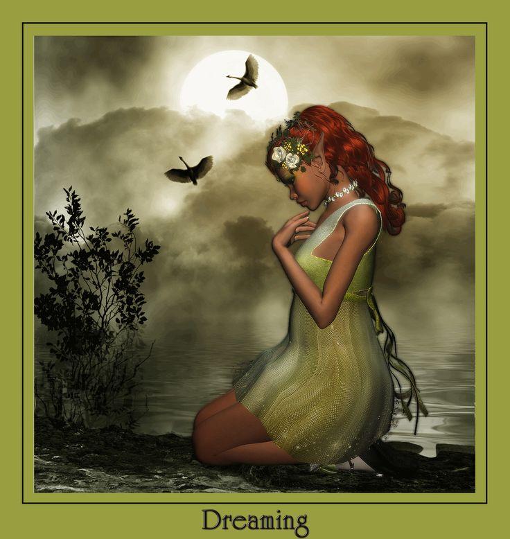 Meine Bastelwelt : Elanor - gif animé (1440×1523)