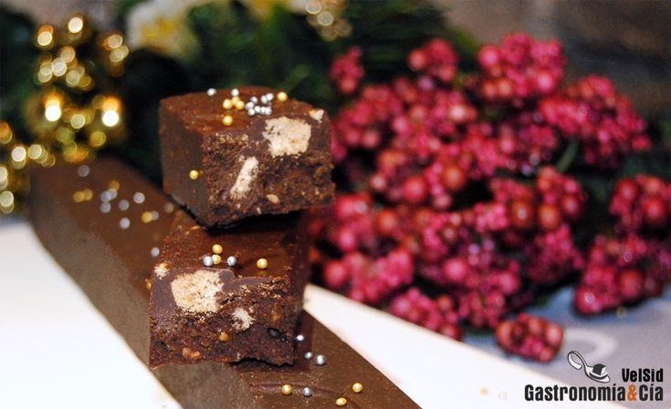 Turrón de chocolate, diez recetas fáciles para Navidad