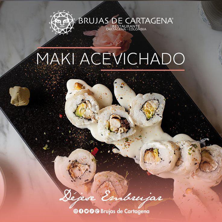 Maki Acevichado, Nikke en Brujas de Cartagena Cartagena, Colombia
