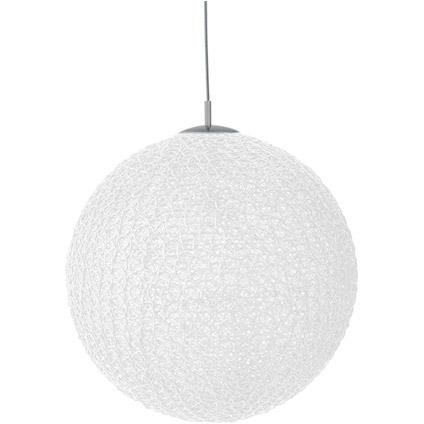 Hanglamp Brooklyn Wit - 50 cm