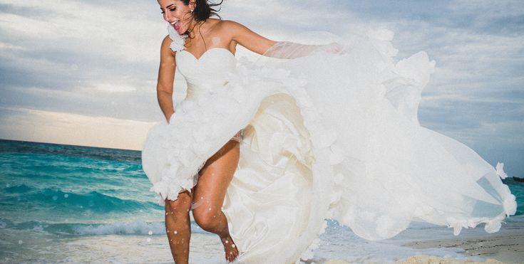 Valódi esküvők: Egy elveszett gyűrű és egy álomszép maldív-szigeteki esküvő…