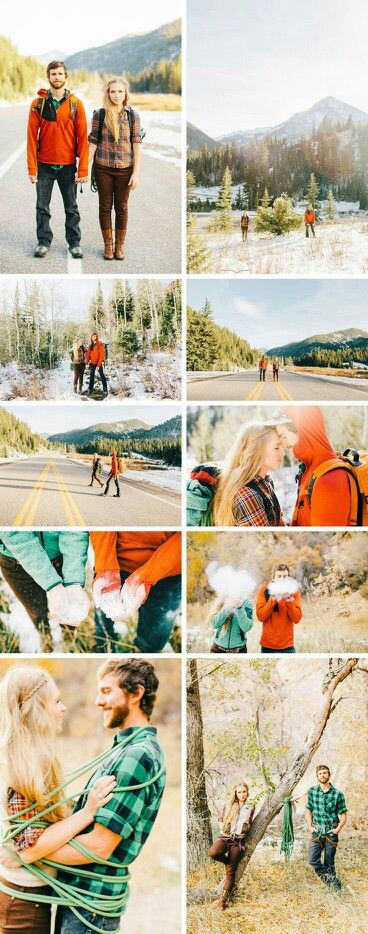 Adventurous couple  @Alison Vandehei   this is like exactly what i want!
