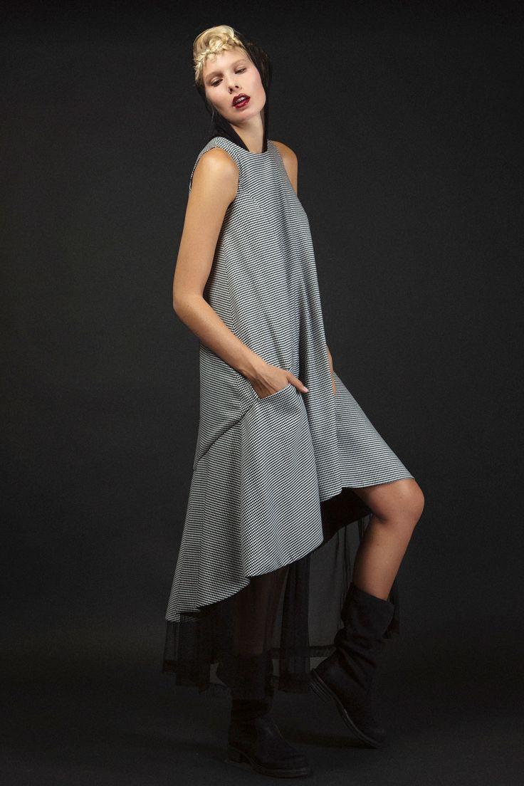 Modern goth // editorial BSB Fashion Shop online at www.bsbfashion.com