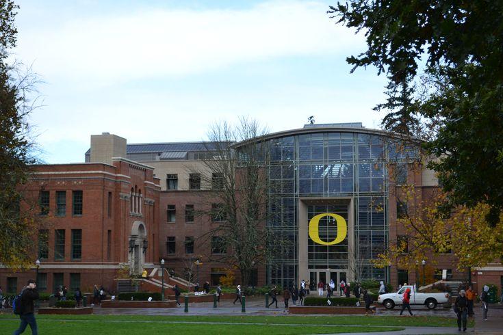 Lillis Complex (University of Oregon)