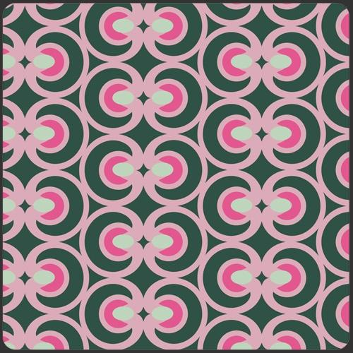 Feel the Difference Pink -Studio Saartje - online winkel met designer-, retro- en vintage stoffen en exclusieve patronen