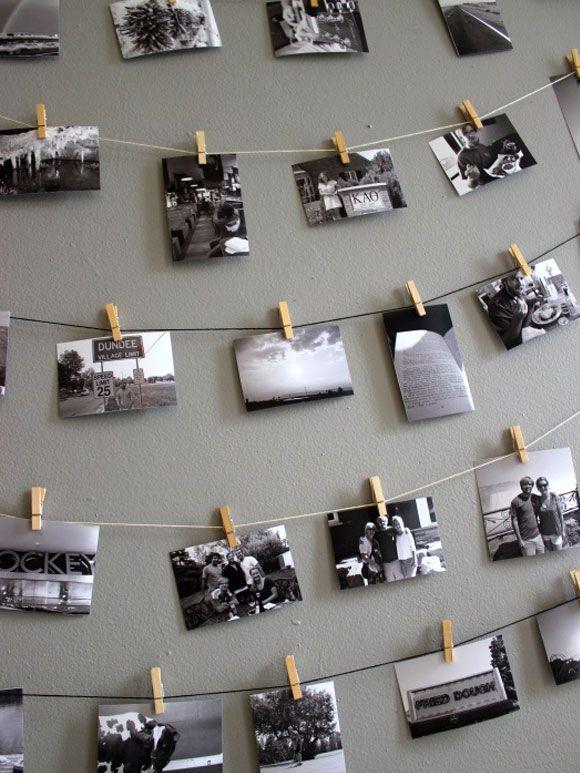 Decoreren met foto's