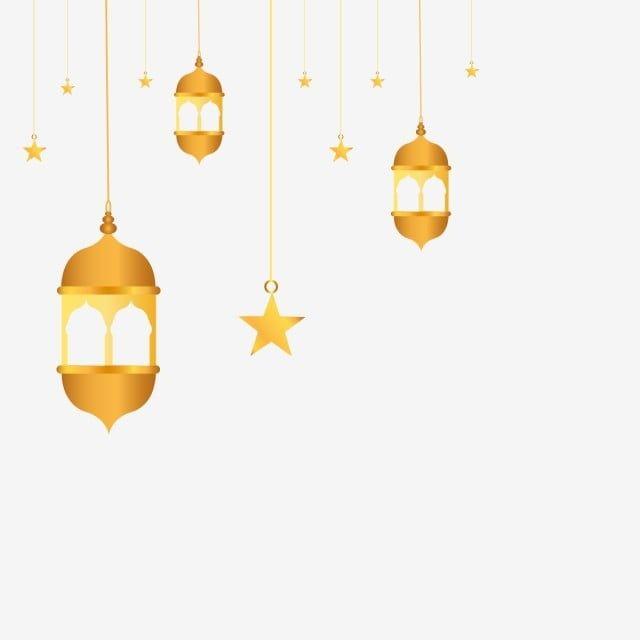 Two Lantern Lantern Ramadan Ramadhan Png And Vector With Transparent Background For Free Download Di 2020 Desain Fotografi