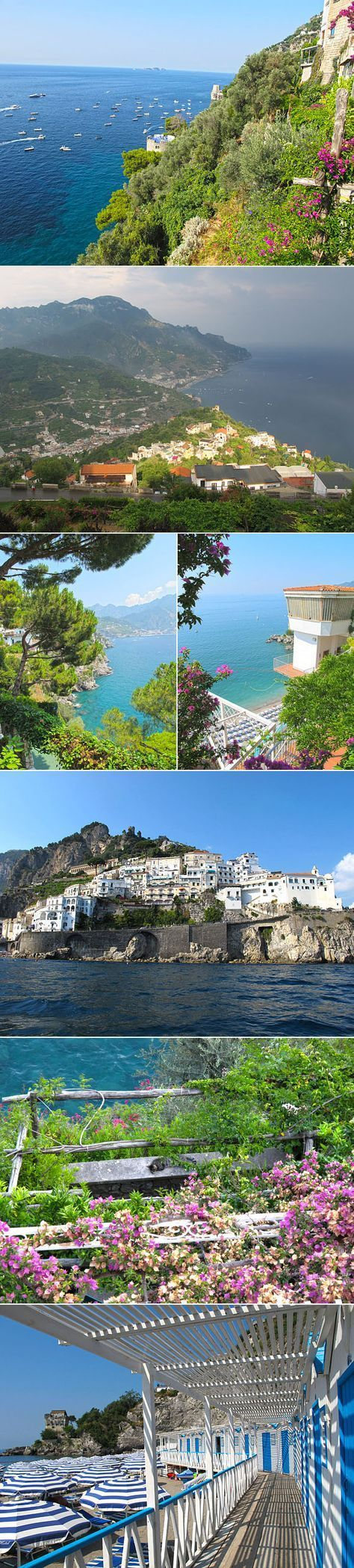 La dolce vita: 9 things to do on the Amalfi coast | When people speak of their trip to Amalfi Coast, they often do so with a unique glitter in their eyes and a hint of nostalgia in their voice. A trip to that gorgeous part of the Italian peninsula is so awe inspiring and I am now one of those people with a glitter in my … | Via Will Travel For Food