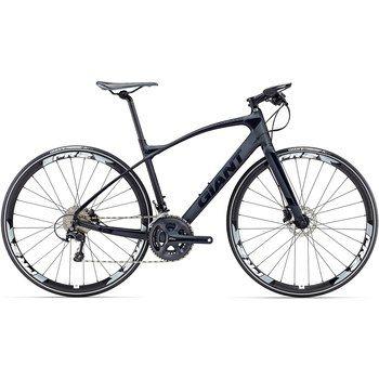 Giant FASTROAD COMAX 1 Fitnessbike - 2017 - carbonblack matt-gloss