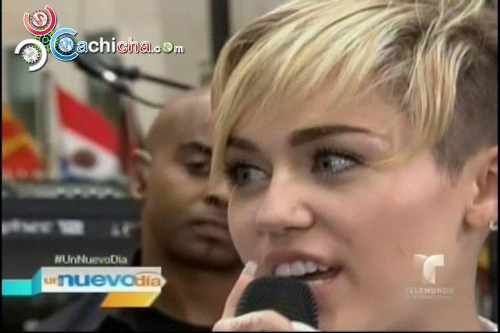 Miley Cyrus: Latinoamérica No Está Lista Para Mí (Y Otras Noticias) #Video