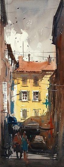 Eugen Chisnicean - : Brioude, France