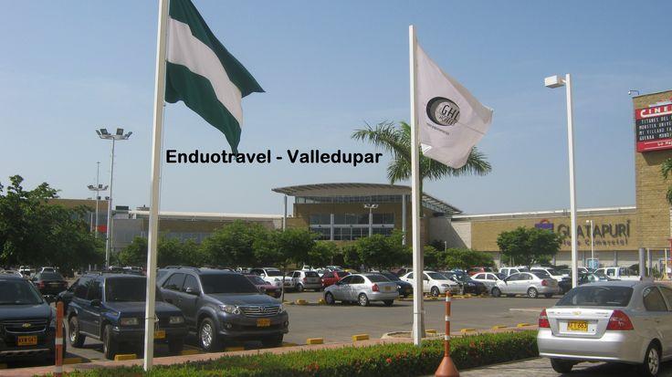 Valledupar Centro Comercial Guatapuri uno de las mas modernos de la region caribe