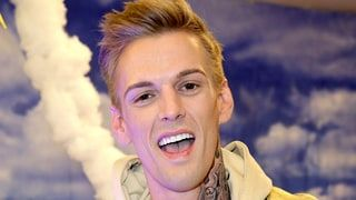 Aaron Carter Endorses Donald Trump for President, Responds to Angry Fans on Twitter