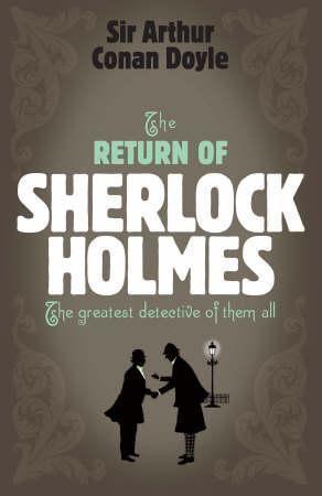 """The return of Sherlock Holmes"" av Arthur Conan Doyle"