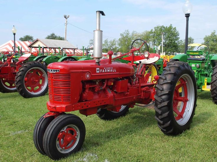 Farmall H On Steel Wheels Amish : Best images about farmall h on pinterest models