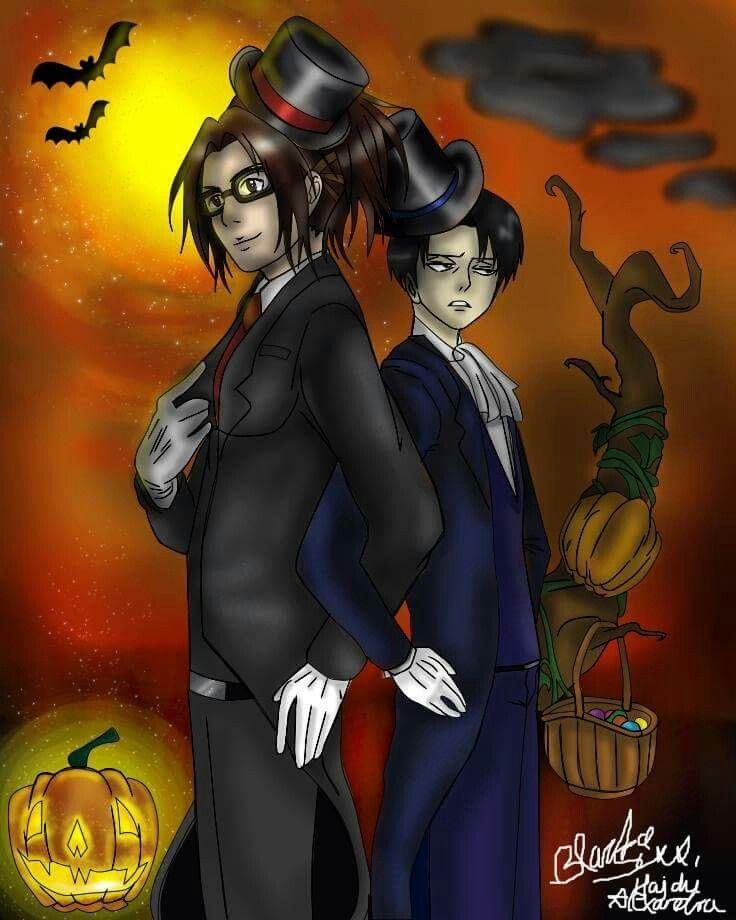 Attack on Halloween