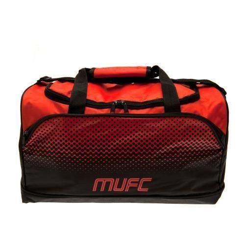 Manchester United F.C. Holdall y05holmufd   $28.00