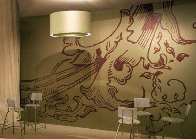 83 mejores im genes sobre decoraci n con vinilos en for Decoracion de paredes con fotos