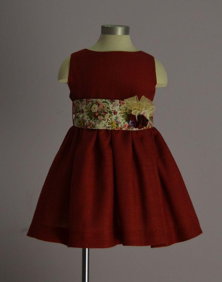 vestidos de lino arras