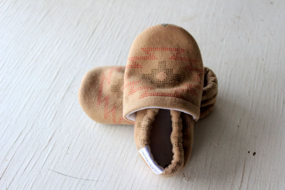 Hey, I found this really awesome Etsy listing at https://www.etsy.com/listing/106205786/aztec-swag-girl-boy-baby-booties-infant