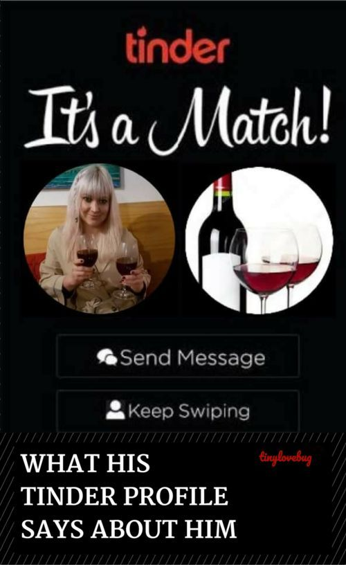 Dating is hard work and Tinder dating is even harder. But don't stress, TLB has some Tinder tips to help you out. Make sure to check his Tinder bio (and of course, his photos!) carefully before going on your first date.