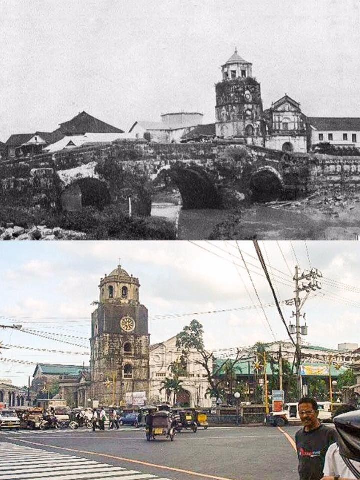 The Pasig Town Center A Landmark Built Around The Same Time As