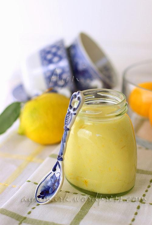 Лимонно-Лаймовый Курд (Curd) | Мои Кулинарные Зарисовки