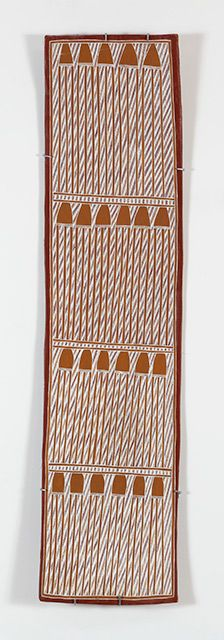 Fiona Jin-Majinggal Mason - 'Jima-jima' | Aboriginal Art | Outstation