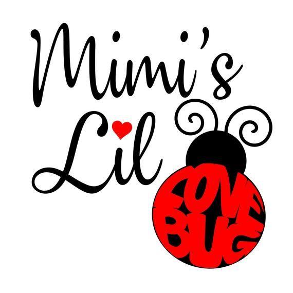 Download Love Bug SVG Mimi's Lil Love Bug Svg Cricut | Etsy in 2020 ...