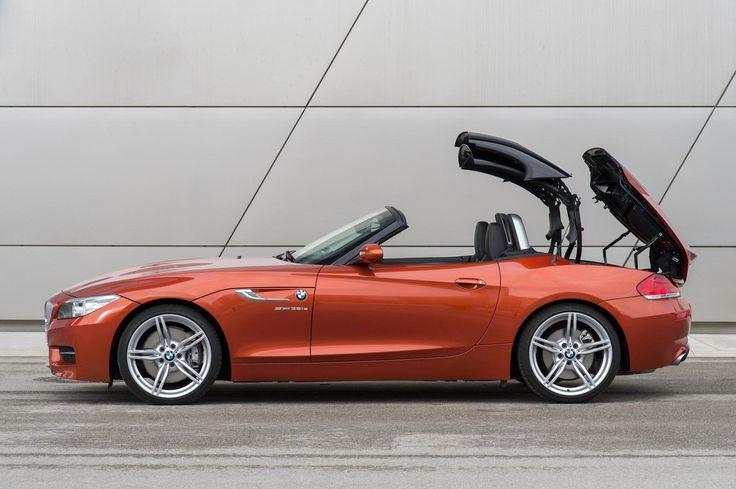 The New BMW Z4 Roadster 2015 Model | Kearys