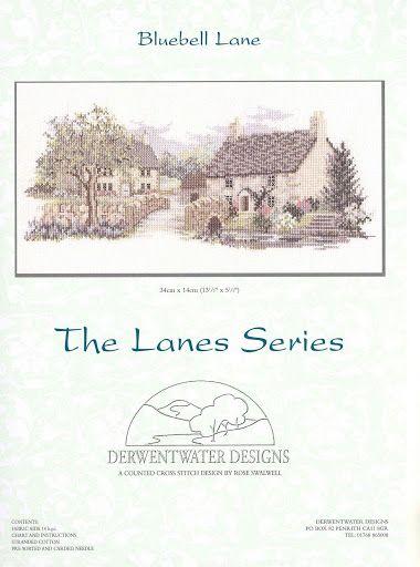 View image: Derwentwater Bluebell Lane