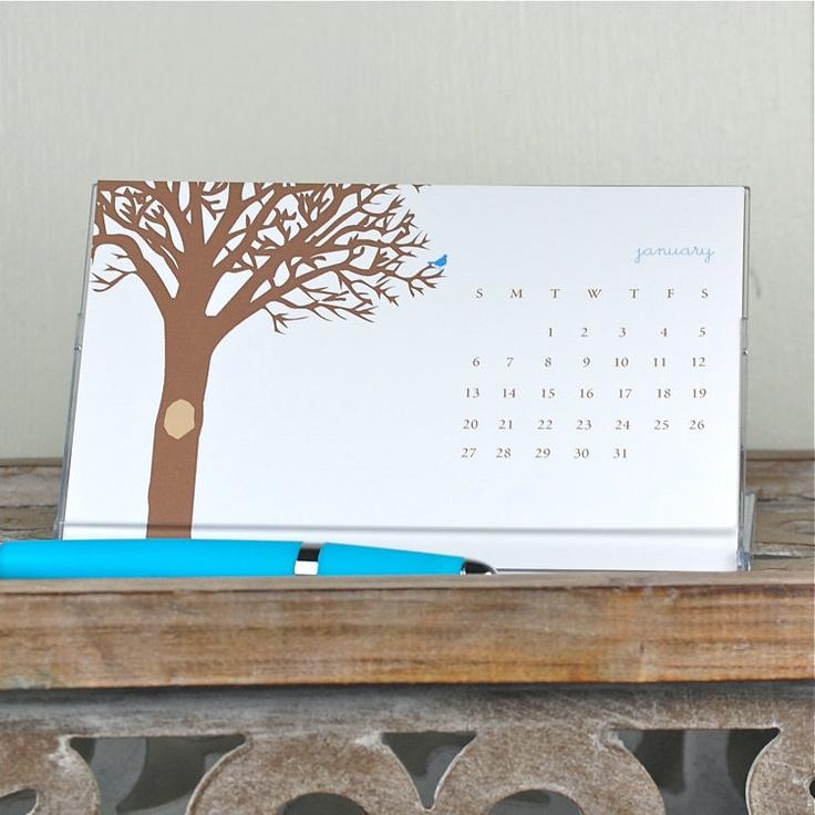 2013 Calendar Desktop By